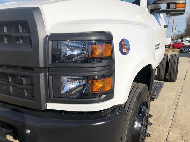 2020 Chevrolet Silverado 5500 Regular Cab DRW 4x2, Cab Chassis #FK7341X - photo 9