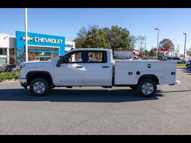 2020 Chevrolet Silverado 2500 Crew Cab 4x2, Knapheide Steel Service Body #FK7348 - photo 4