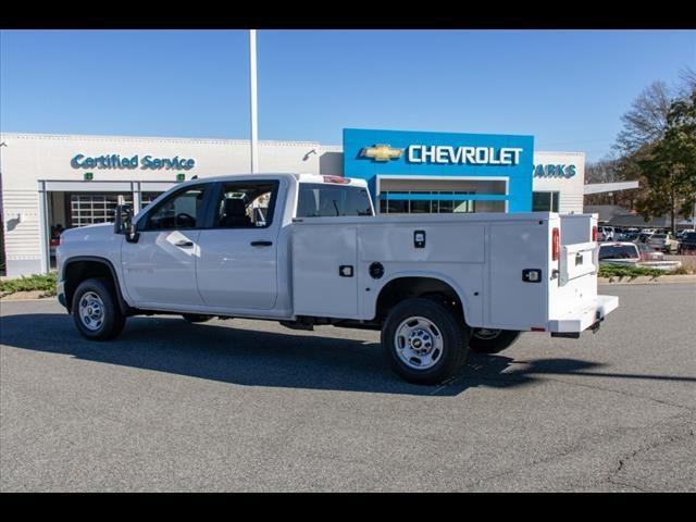 2020 Chevrolet Silverado 2500 Crew Cab 4x2, Knapheide Steel Service Body #FK7348 - photo 5