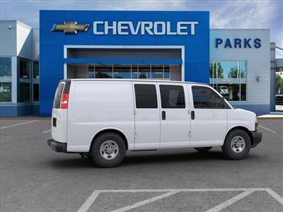 2020 Chevrolet Express 2500 4x2, Masterack Steel General Service Upfitted Cargo Van #FK73869 - photo 5