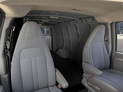 2020 Chevrolet Express 2500 4x2, Masterack Steel General Service Upfitted Cargo Van #FK73925 - photo 11