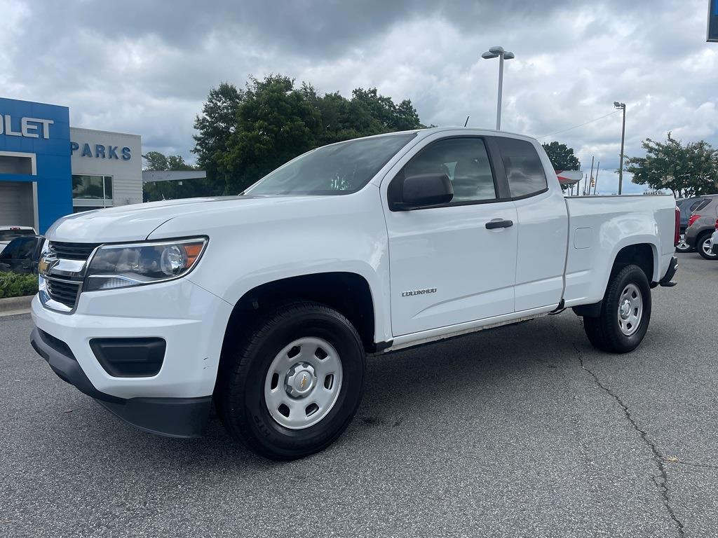 2016 Chevrolet Colorado Extended Cab 4x2, Pickup #FK7407A - photo 4