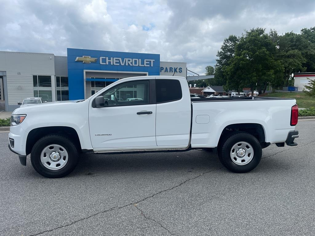 2016 Chevrolet Colorado Extended Cab 4x2, Pickup #FK7407A - photo 5
