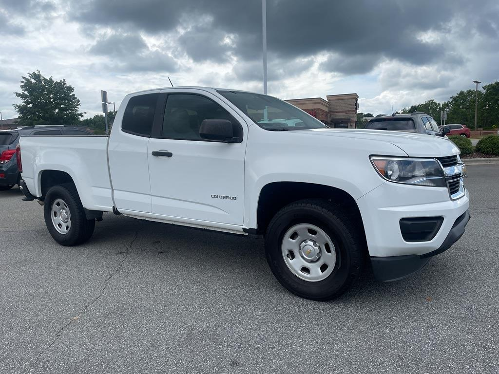 2016 Chevrolet Colorado Extended Cab 4x2, Pickup #FK7407A - photo 8