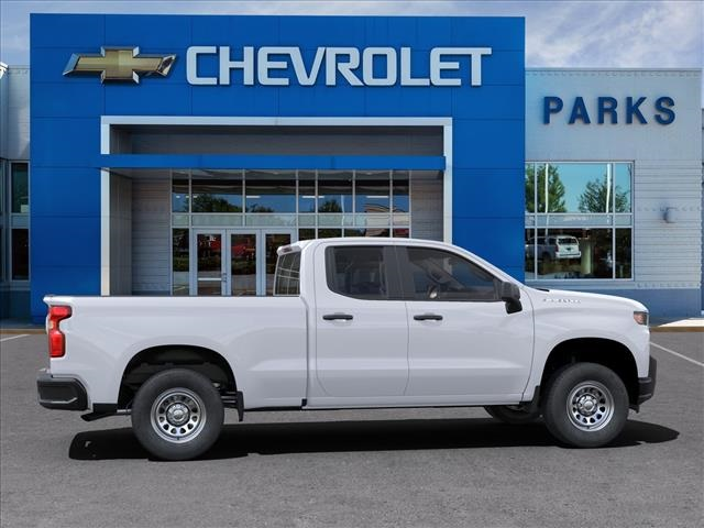 2021 Chevrolet Silverado 1500 Double Cab 4x2, Pickup #FK7446 - photo 5