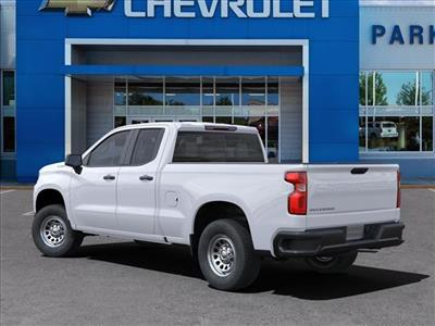 2021 Chevrolet Silverado 1500 Double Cab 4x2, Pickup #FK7446 - photo 4