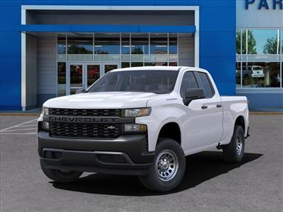 2021 Chevrolet Silverado 1500 Double Cab 4x2, Pickup #FK7446 - photo 6