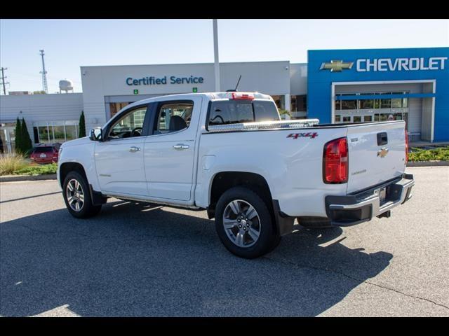 2016 Chevrolet Colorado Crew Cab 4x4, Pickup #FK7449A - photo 6