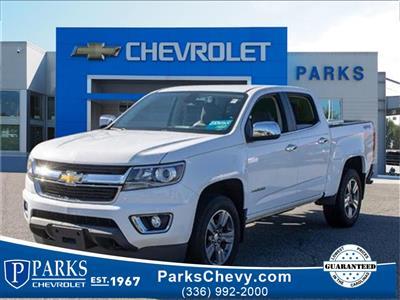 2016 Chevrolet Colorado Crew Cab 4x4, Pickup #FK7449A - photo 1