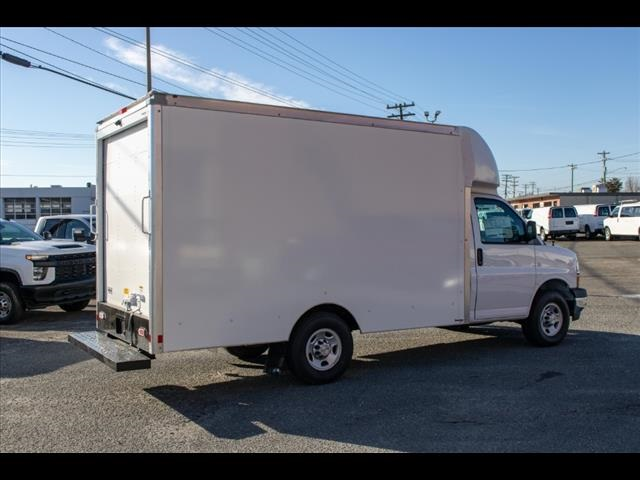 2020 Chevrolet Express 3500 4x2, Supreme Spartan Cargo Cutaway Van #FK7512 - photo 10