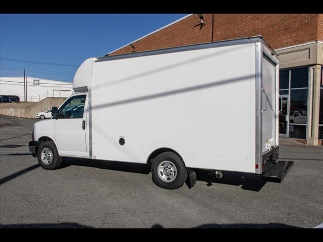 2020 Chevrolet Express 3500 4x2, Supreme Spartan Cargo Cutaway Van #FK7512 - photo 5