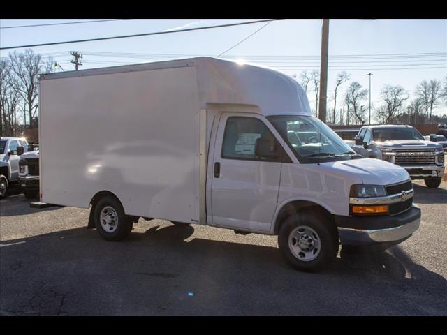2020 Chevrolet Express 3500 4x2, Supreme Spartan Cargo Cutaway Van #FK7516 - photo 12