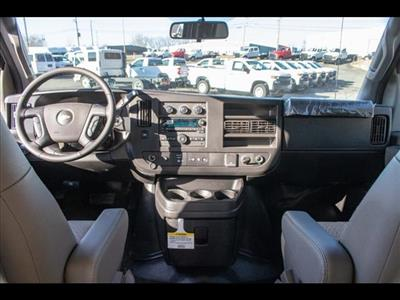 2020 Chevrolet Express 3500 4x2, Supreme Spartan Cargo Cutaway Van #FK7516 - photo 17