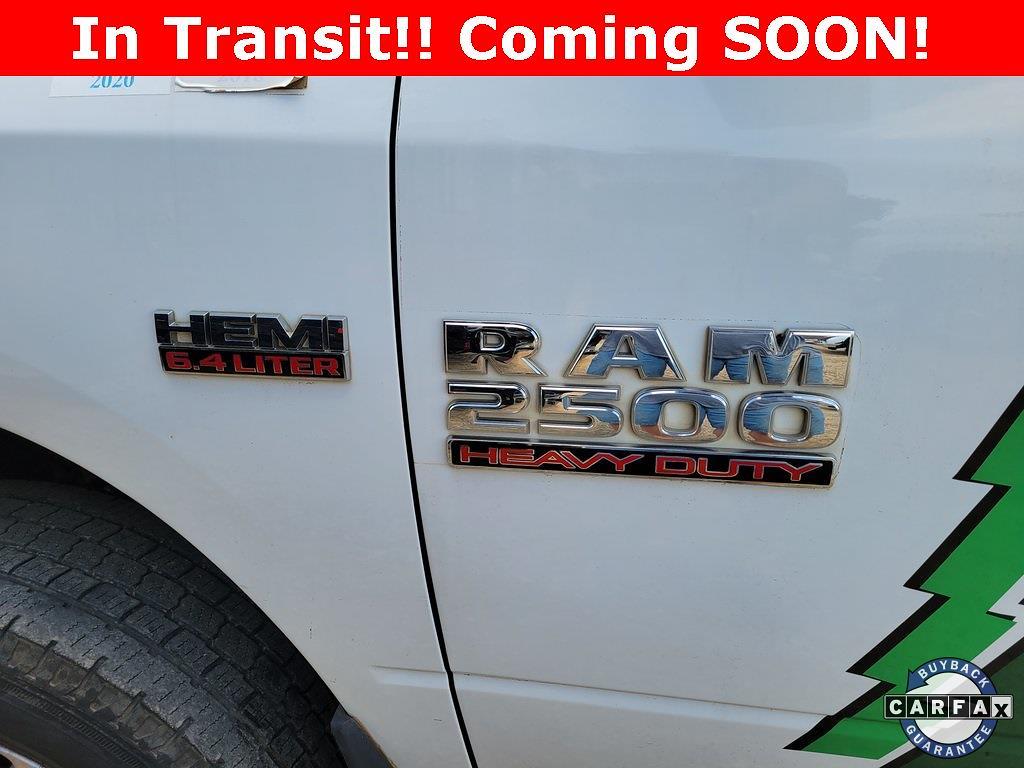 2015 Ram 2500 Crew Cab 4x4, Service Body #FK75183A - photo 6