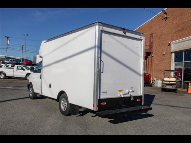 2020 Chevrolet Express 3500 4x2, Supreme Spartan Cargo Cutaway Van #FK7521 - photo 2