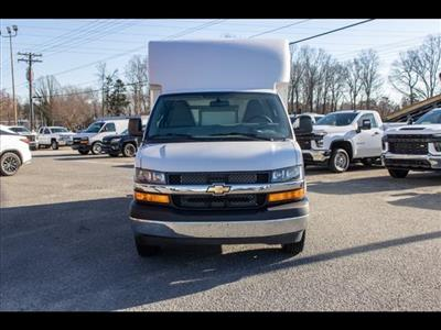 2020 Chevrolet Express 3500 4x2, Supreme Spartan Cargo Cutaway Van #FK7521 - photo 14