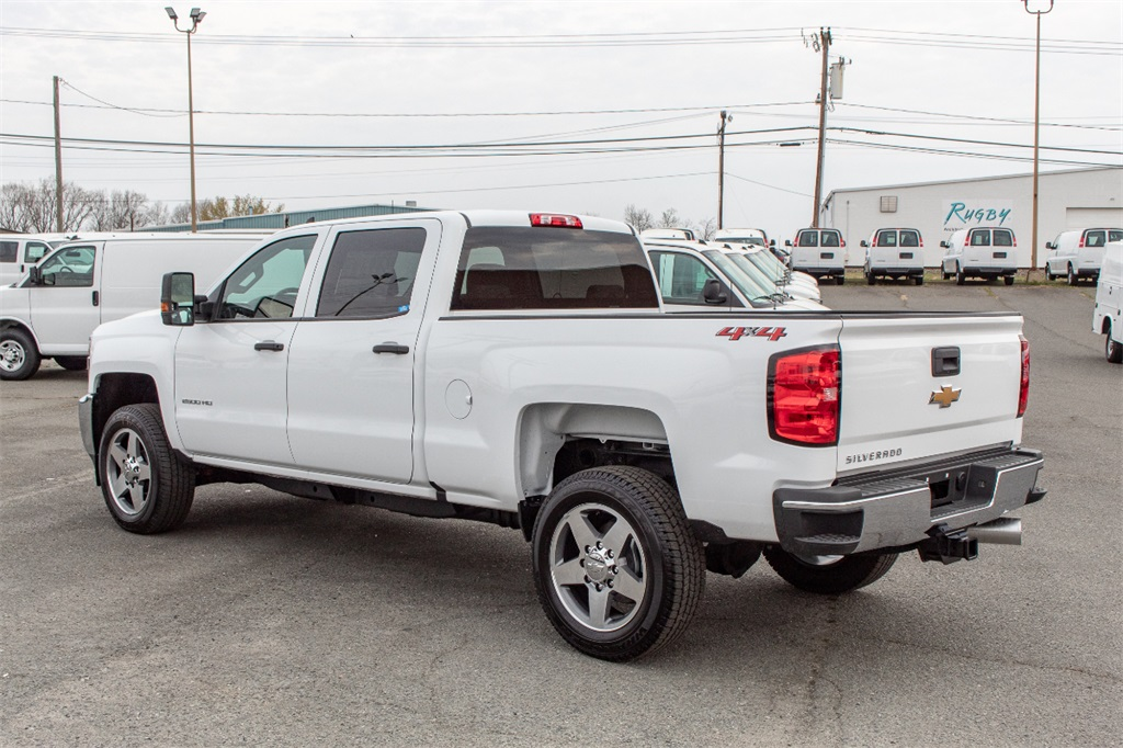 2019 Silverado 2500 Crew Cab 4x4,  Pickup #FK7523P - photo 1