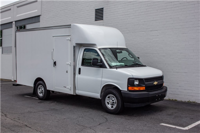 2017 Express 3500,  Supreme Spartan Cargo Cutaway Van #FK7548 - photo 10