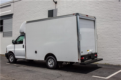2017 Express 3500,  Supreme Spartan Cargo Cutaway Van #FK7548 - photo 2