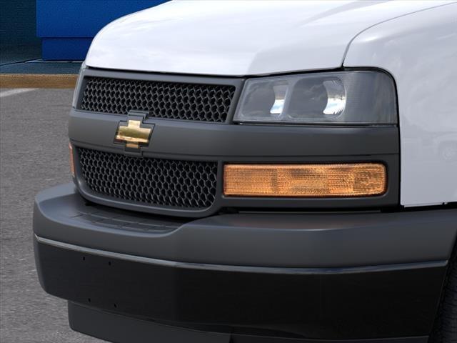 2021 Chevrolet Express 2500 4x2, Empty Cargo Van #FK7562 - photo 11