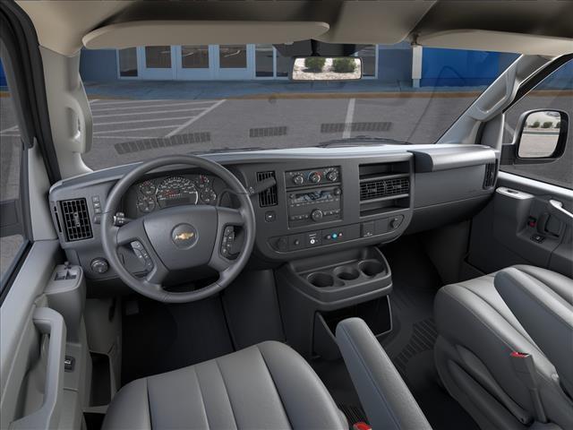 2021 Chevrolet Express 2500 4x2, Empty Cargo Van #FK7562 - photo 12