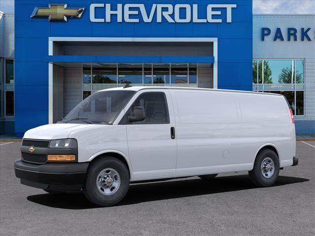 2021 Chevrolet Express 2500 4x2, Empty Cargo Van #FK7562 - photo 3