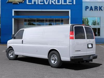 2021 Chevrolet Express 2500 4x2, Empty Cargo Van #FK7562 - photo 4