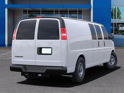 2021 Chevrolet Express 2500 4x2, Empty Cargo Van #FK7562 - photo 2