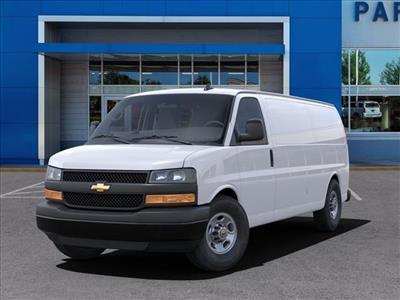 2021 Chevrolet Express 2500 4x2, Empty Cargo Van #FK7562 - photo 6