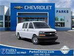 2021 Chevrolet Express 2500 4x2, Empty Cargo Van #FK7562 - photo 1