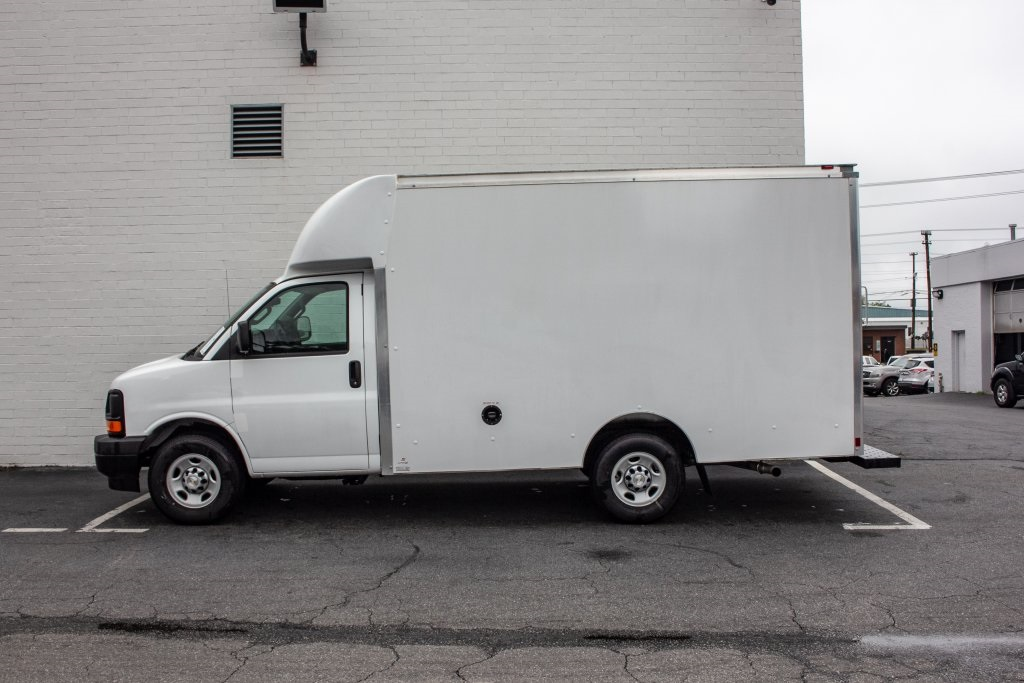 2017 Express 3500,  Supreme Spartan Cargo Cutaway Van #FK7569 - photo 6