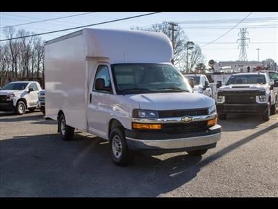 2020 Chevrolet Express 3500 4x2, Supreme Spartan Cargo Cutaway Van #FK7596 - photo 13