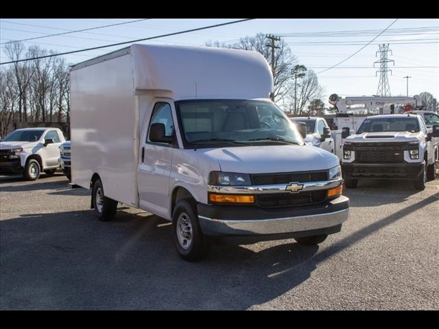 2020 Chevrolet Express 3500 4x2, Supreme Spartan Cargo Cutaway Van #FK7621 - photo 13