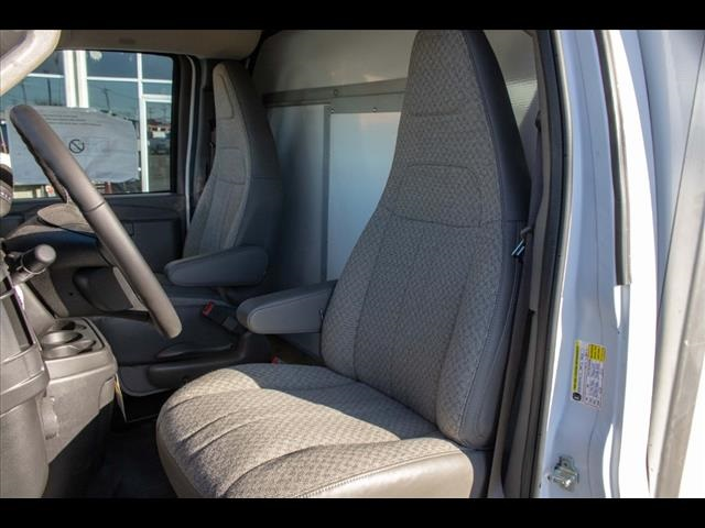 2020 Chevrolet Express 3500 4x2, Supreme Spartan Cargo Cutaway Van #FK7621 - photo 16