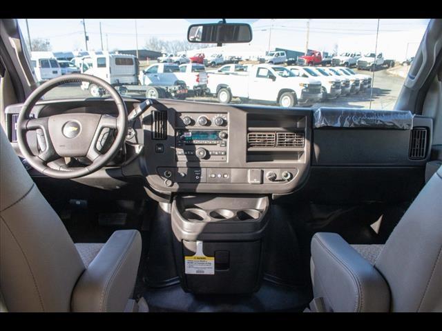 2020 Chevrolet Express 3500 4x2, Supreme Spartan Cargo Cutaway Van #FK7621 - photo 17
