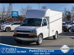 2020 Chevrolet Express 3500 4x2, Supreme Spartan Cargo Cutaway Van #FK7621 - photo 1
