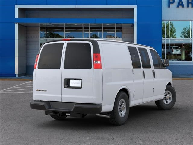 2020 Chevrolet Express 2500 4x2, Empty Cargo Van #FK7626 - photo 1