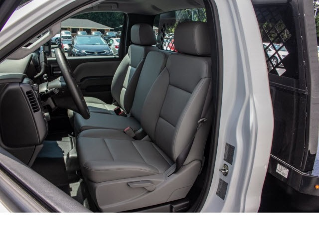 2017 Silverado 3500 Regular Cab DRW 4x2,  Knapheide Platform Body #FK7663X - photo 4
