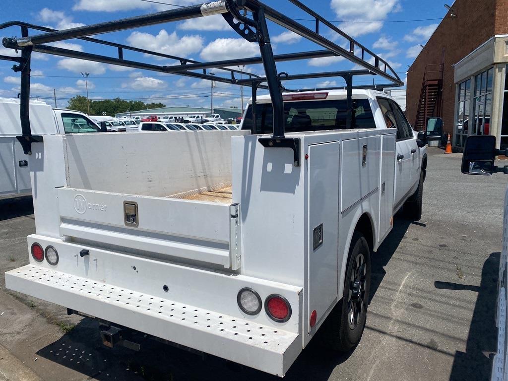 2020 Chevrolet Silverado 2500 Crew Cab 4x4, Service Body #FK7736A - photo 20