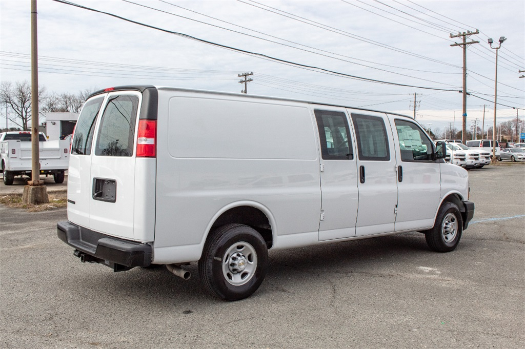 2019 Express 2500 4x2,  Sortimo Upfitted Cargo Van #FK8114 - photo 8