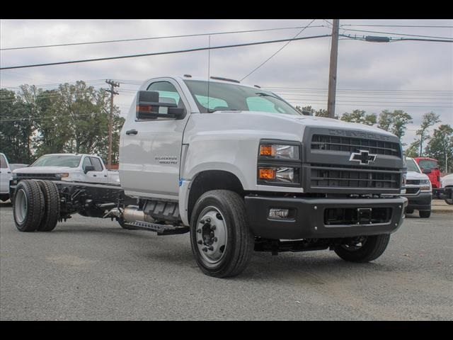 2019 Chevrolet Silverado 6500 Regular Cab DRW 4x2, Cab Chassis #FK8214 - photo 6