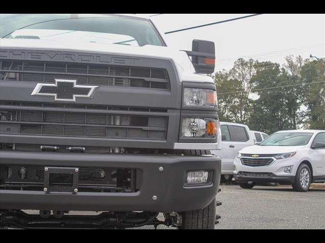 2019 Chevrolet Silverado 6500 Regular Cab DRW 4x2, Cab Chassis #FK8214 - photo 8