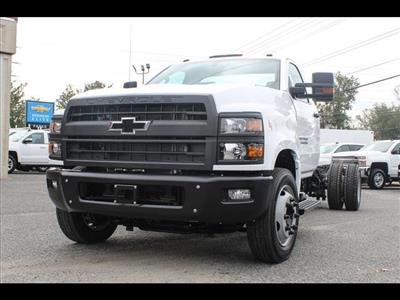 2019 Chevrolet Silverado 6500 Regular Cab DRW 4x2, Cab Chassis #FK8214 - photo 1