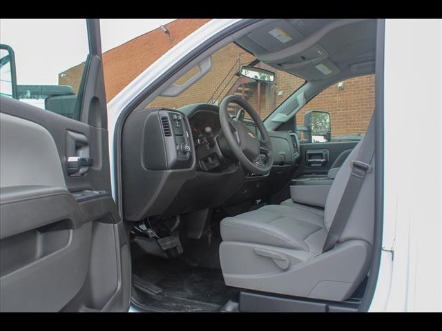 2019 Chevrolet Silverado 6500 Regular Cab DRW 4x2, Cab Chassis #FK8235 - photo 12
