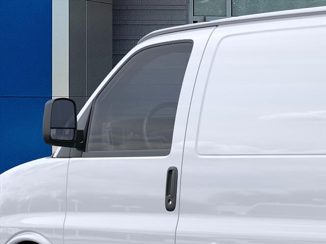 2021 Chevrolet Express 2500 4x2, Empty Cargo Van #FK8329 - photo 10