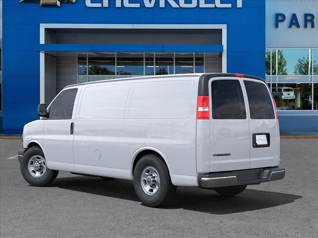 2021 Chevrolet Express 2500 4x2, Empty Cargo Van #FK8329 - photo 4