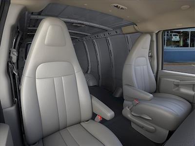 2021 Chevrolet Express 2500 4x2, Empty Cargo Van #FK8329 - photo 13