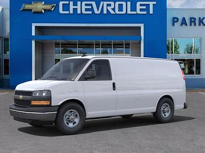 2021 Chevrolet Express 2500 4x2, Empty Cargo Van #FK8329 - photo 3