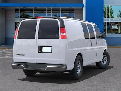 2021 Chevrolet Express 2500 4x2, Empty Cargo Van #FK8329 - photo 2