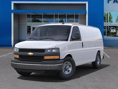 2021 Chevrolet Express 2500 4x2, Empty Cargo Van #FK8329 - photo 6